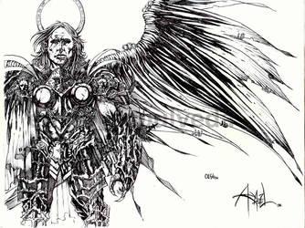 AZAZEL by defected-angel