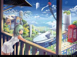 fantasy world by AkiZone