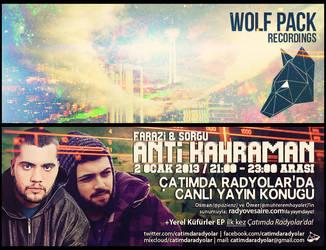 Wolf Pack / Catimda Radyolar Facebook Timeline by HGurcan