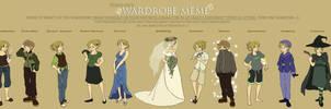 Wardrobe Meme- Gerda by sunami56