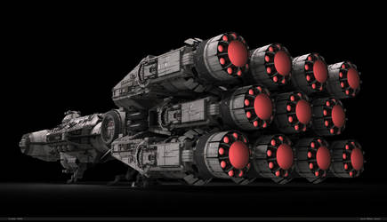 Corellian CR90E - E by dlamont