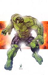 Hulk by scroll142