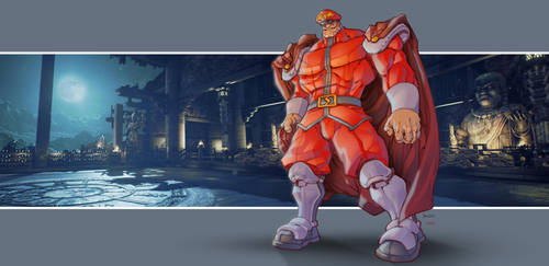 M. Bison by scroll142
