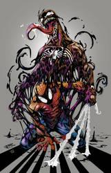 Venom Wins by scroll142