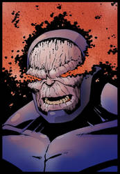Darkseid by scroll142