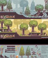 Game Mockup by Pukahuna