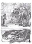 Gmork der Werwolf by wuselarts