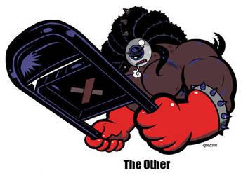 The Other by Lunarjarrett