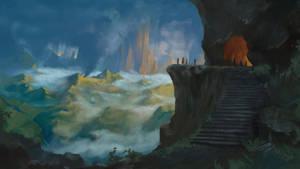 The Last Sanctuary by ArtOfBenG