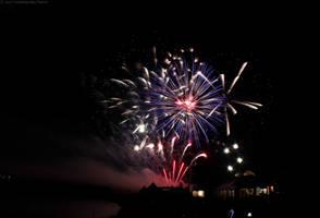GlobalFest Fireworks by Lumimyrskydawn