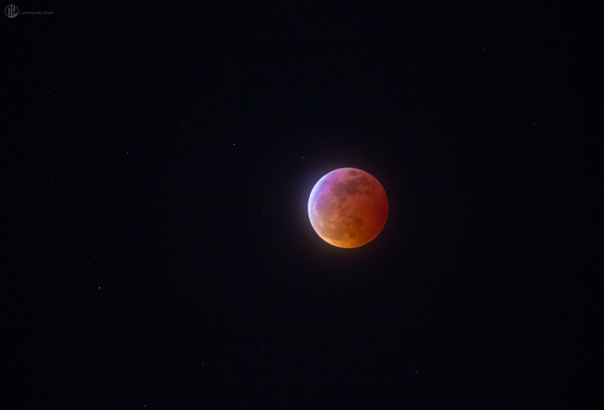 Super Wolf Blood Moon PT. II