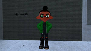my new splatoon look in SFM and Gmod by bigtime99