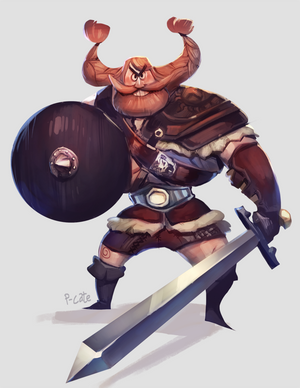 VIKING by P-cate