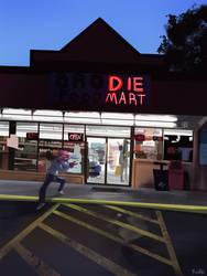DIE MART by P-cate
