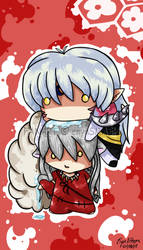 A Wild Sesshomaru Attacks by erynSMASH