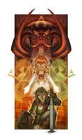Zelda 25th Anniversary by hartharoy