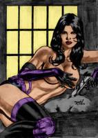 Huntress By Dlimaart by Kenkira