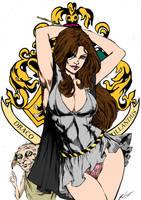 Hermione Granger By Ednardo666 by Kenkira
