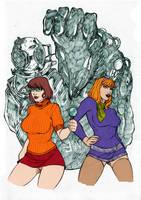 Scooby Doo By Alberlan by Kenkira