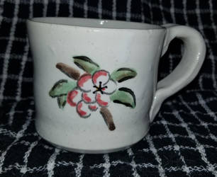 Ceramic Mug - Majolica 8 by Misades