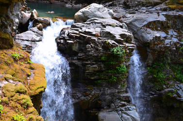 Visit to Nooksack Falls-15July2015-28 by SkyfireDragon