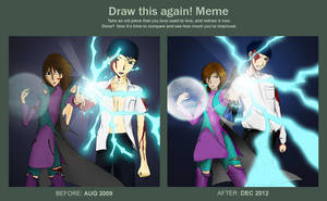 Draw This Again! 2009 to 2012 by anitakartini