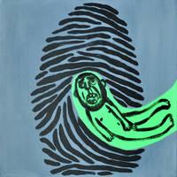 symptom: heart attack #1 fingerprint by edenbj