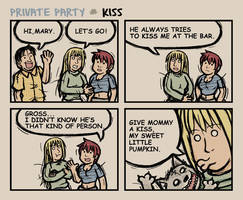Private Party #038 by edenbj