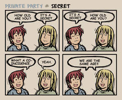 Private Party #041 by edenbj