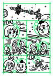 Gibberish #4 page.1 by edenbj