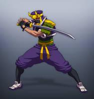 Ninja by Jiggeh