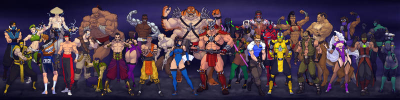 The Kombat Kontinues in 2019: Part I by Jiggeh
