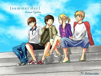 Summer Day by Kumihan
