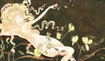 The goddess Venus by cathydelanssay