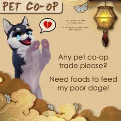 Pet Co-op Trade | Crying Shiba Inu | Onmyoji by ryushurei