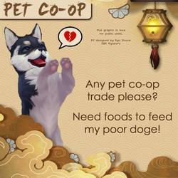 Pet Co-op Trade | Shiba Inu | Onmyoji by ryushurei