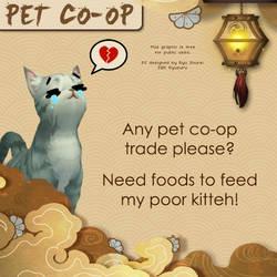 Pet Co-op Trade | Crying Neko | Onmyoji by ryushurei