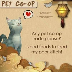 Pet Co-op Trade | Neko Kitty | Onmyoji by ryushurei