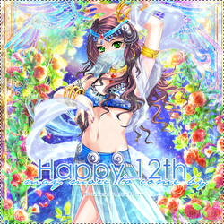 Happy 12th | Persian Dancer | Wonderland Online by ryushurei