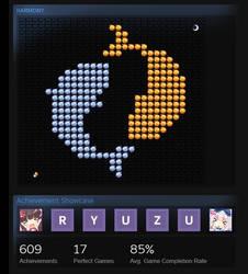 Harmony | Custom Info Box | Steam Artwork by ryushurei