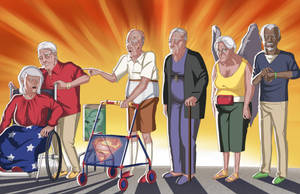 Retirement League by GabiFrench