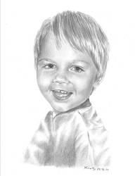 Jean-Simon -Boy that I babysit by Mirally
