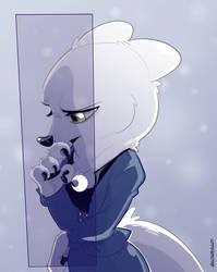 Pensive Cynthia by AoiRemArt