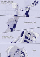 Hug (Doctor Who theme) by AoiRemArt