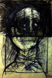 Mr. Sad by apechute