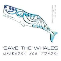 Save the whale - Sperm whale by DragonAotearoa