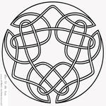 Celtic Tri Knot by DragonAotearoa