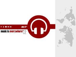Music is everywhere v2 by Impetusrulez