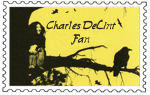 Charles DeLint Fan Stamp by terrye634
