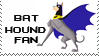 Bat-hound stamp by Lora-Pedigree
